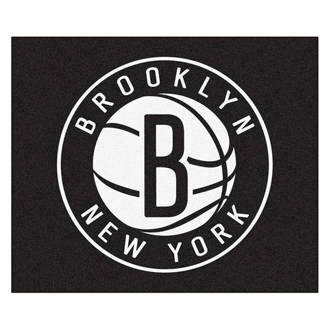 Brooklyn Nets NBA 5x6 Tailgater Mat (60x72)