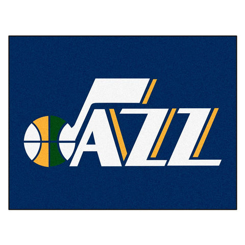 Utah Jazz NBA All-Star Floor Mat (34in x 45in)
