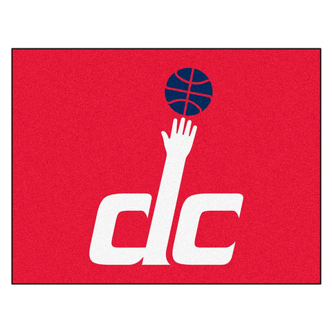 Washington Wizards NBA All-Star Floor Mat (34in x 45in)