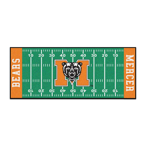 Mercer Bears NCAA Floor Runner (29.5x72)