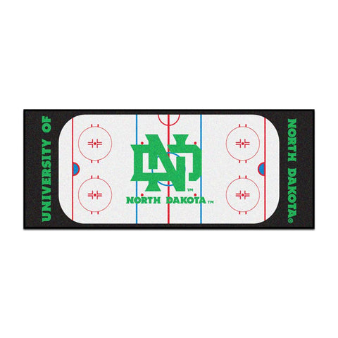North Dakota Fighting Sioux NCAA Floor Runner (29.5x72)
