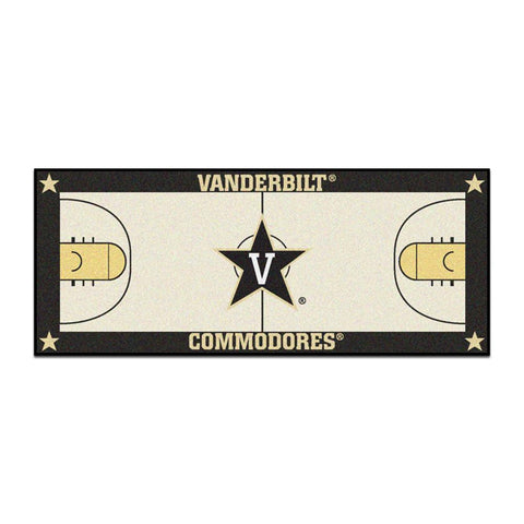 Vanderbilt Commodores NCAA Floor Runner (29.5x72)