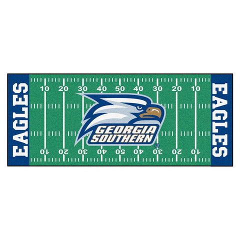 Georgia Southern Eagles NCAA Floor Runner (29.5x72)