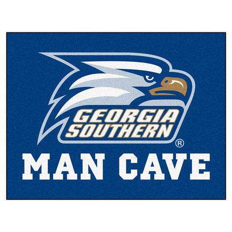Georgia Southern Eagles NCAA Man Cave All-Star Floor Mat (34in x 45in)