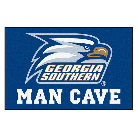 Georgia Southern Eagles NCAA Man Cave Starter Floor Mat (20in x 30in)