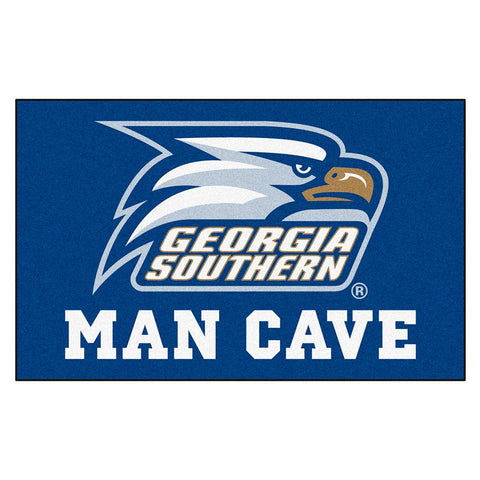 Georgia Southern Eagles NCAA Man Cave Ulti-Mat Floor Mat (60in x 96in)