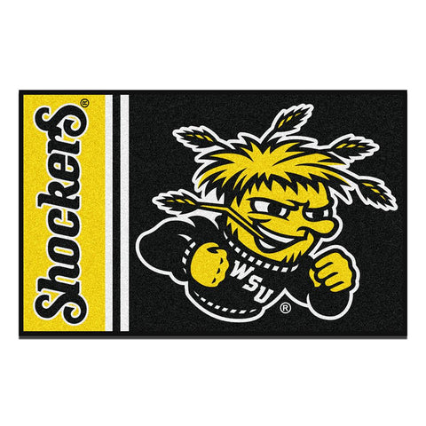 Wichita State Shockers NCAA Starter Floor Mat (20x30)