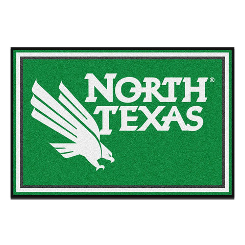 North Texas Mean Green NCAA Ulti-Mat Floor Mat (5x8')