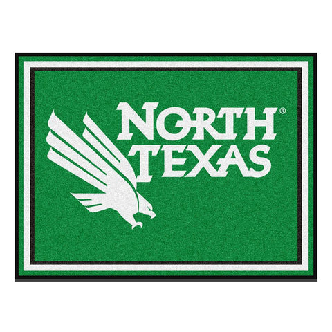 North Texas Mean Green NCAA Ulti-Mat Floor Mat (8x10')