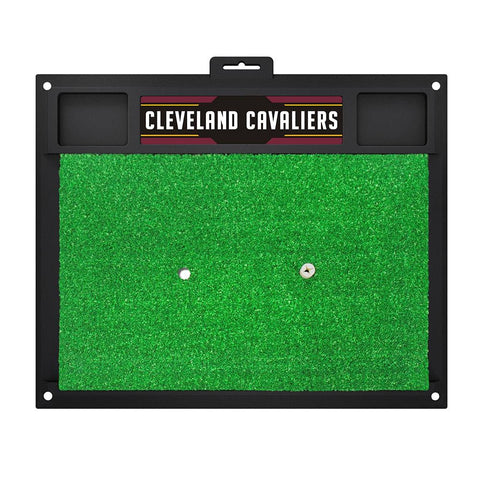 Cleveland Cavaliers NBA Golf Hitting Mat (20in L x 17in W)