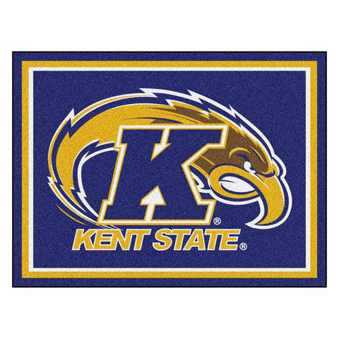 Kent Golden Flashes NCAA Ulti-Mat Floor Mat (8x10')