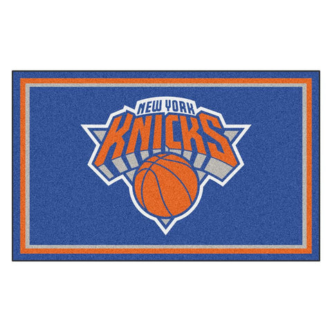 New York Knicks NBA 4x6 Rug (46x72)