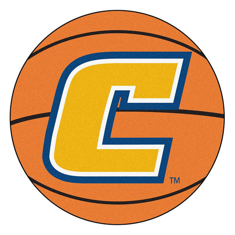 Tennessee Chattanooga Mocs NCAA Basketball Round Floor Mat (29)