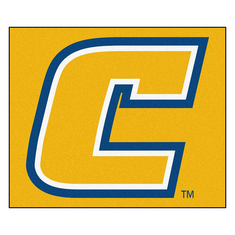 Tennessee Chattanooga Mocs NCAA Tailgater Floor Mat (5'x6')