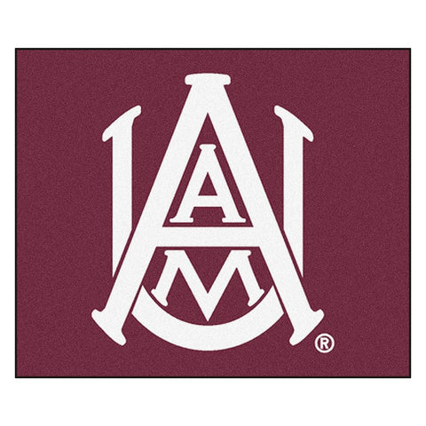 Alabama A&M Bulldogs NCAA Tailgater Floor Mat (5'x6')