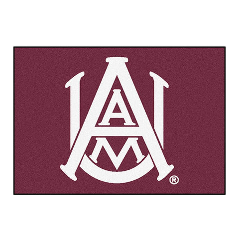 Alabama A&M Bulldogs NCAA All-Star Floor Mat (34x45)