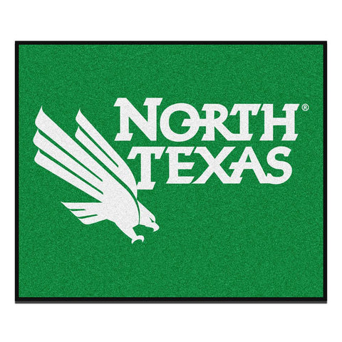 North Texas Mean Green NCAA 5x6 Tailgater Mat (60x72)