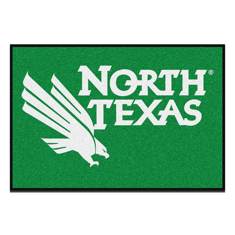 North Texas Mean Green NCAA All-Star Floor Mat (34in x 45in)