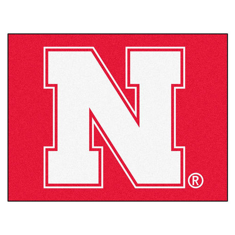 Nebraska Cornhuskers NCAA All-Star Floor Mat (34x45)