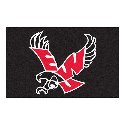 Eastern Washington Eagles NCAA Ulti-Mat Floor Mat (5x8')