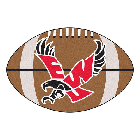 Eastern Washington Eagles NCAA Football Floor Mat (22x35)
