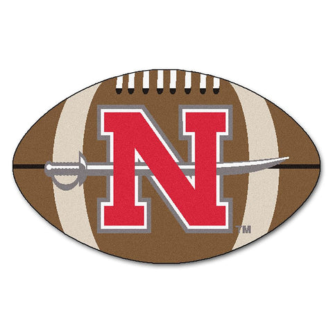 Nicholls State Colonels NCAA Football Floor Mat (22x35)