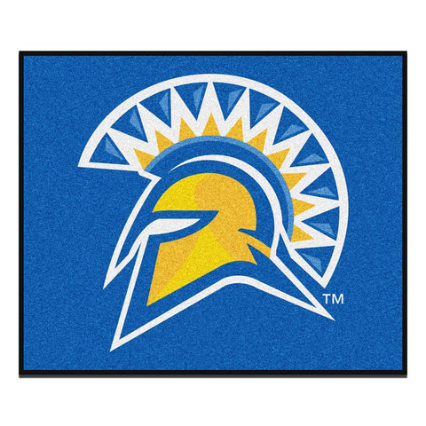 San Jose State Spartans NCAA 5x6 Tailgater Mat (60x72)