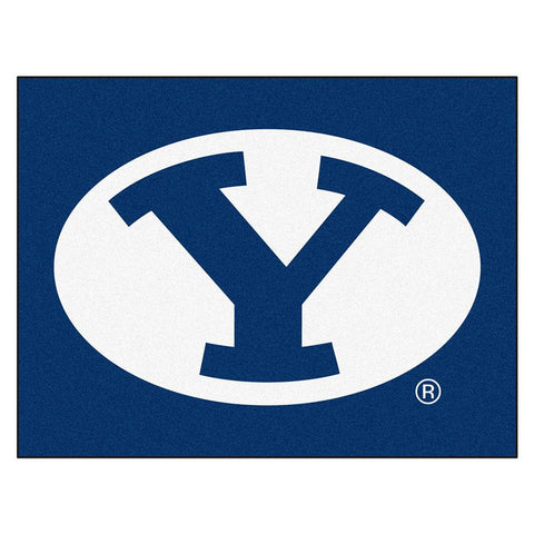 Brigham Young Cougars NCAA All-Star Floor Mat (34x45)