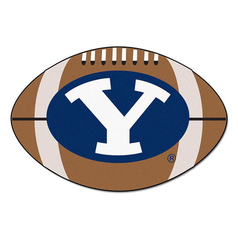 Brigham Young Cougars NCAA Football Floor Mat (22x35)
