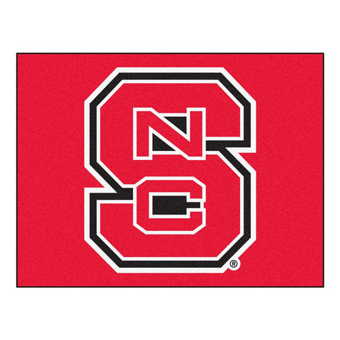 North Carolina State Wolfpack NCAA All-Star Floor Mat (34x45)