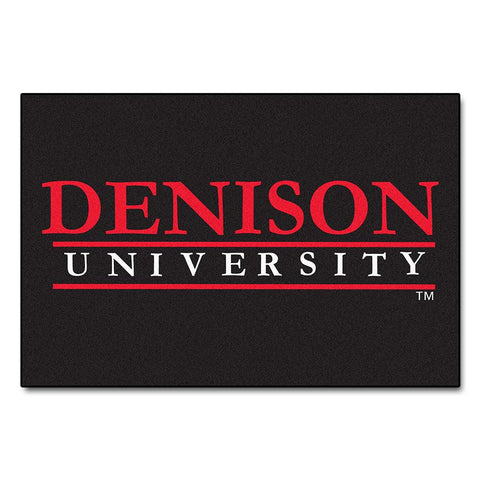 Denison Big Reds NCAA Starter Floor Mat (20x30)
