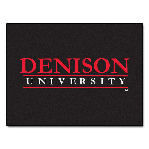 Denison Big Reds NCAA All-Star Floor Mat (34x45)
