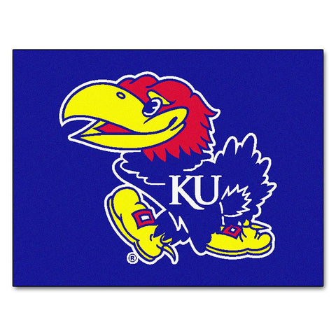 Kansas Jayhawks NCAA All-Star Floor Mat (34x45)