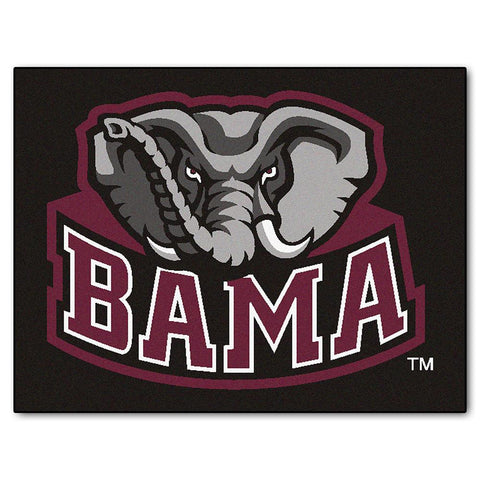 Alabama Crimson Tide NCAA All-Star Floor Mat (34x45)