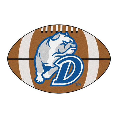 Drake Bulldogs NCAA Football Floor Mat (22x35)