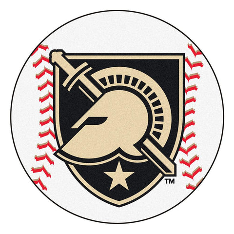 Army Black Knights NCAA Baseball Round Floor Mat (29)