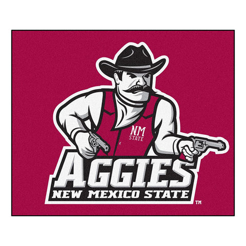 New Mexico State Aggies NCAA Tailgater Floor Mat (5'x6')