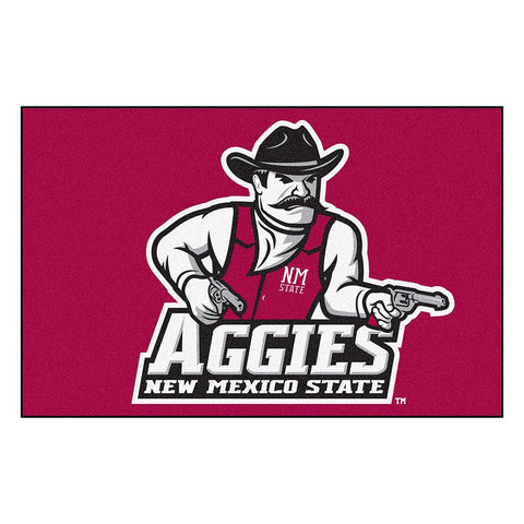 New Mexico State Aggies NCAA Starter Floor Mat (20x30)