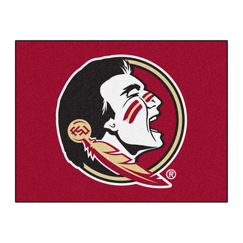 Florida State Seminoles NCAA All-Star Floor Mat (34x45) Seminole Logo