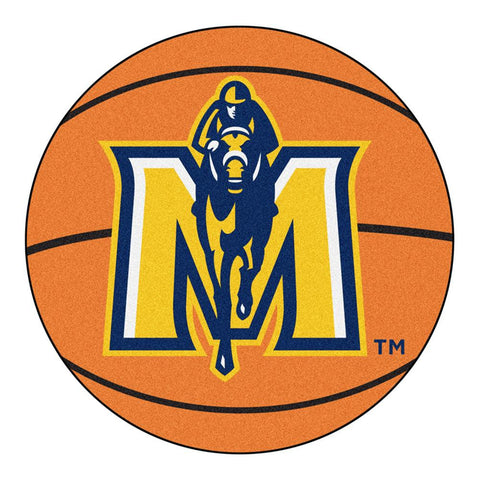Murray State Racers NCAA Basketball Round Floor Mat (29)