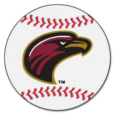 Louisiana Monroe Indians NCAA Baseball Round Floor Mat (29)