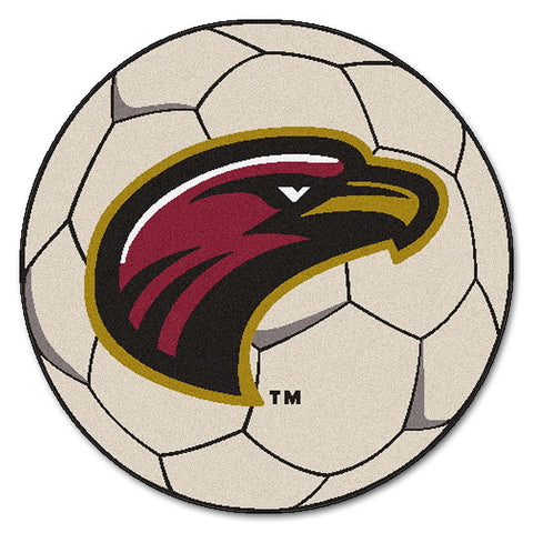 Louisiana Monroe Indians NCAA Soccer Ball Round Floor Mat (29)