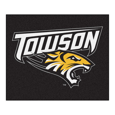 Towson Tigers NCAA Tailgater Floor Mat (5'x6')