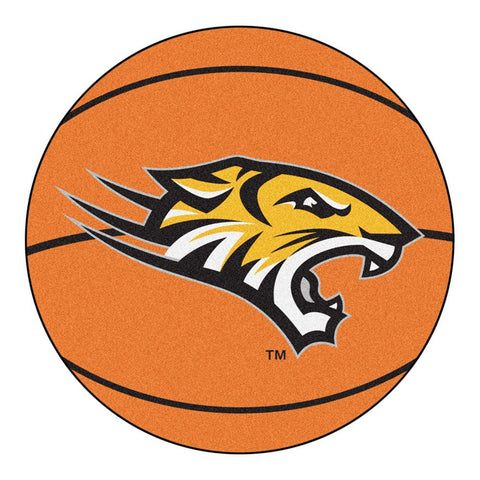 Towson Tigers NCAA Basketball Round Floor Mat (29)