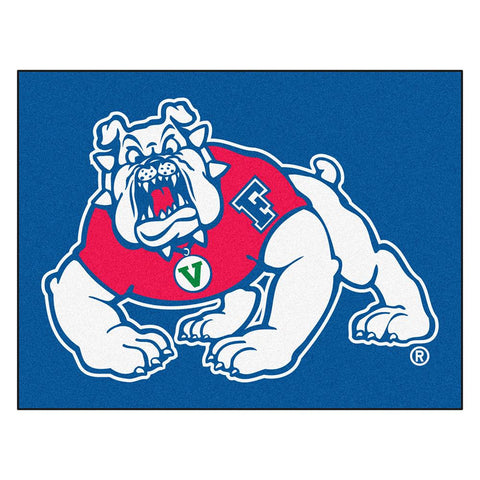 Fresno State Bulldogs NCAA All-Star Floor Mat (34x45)