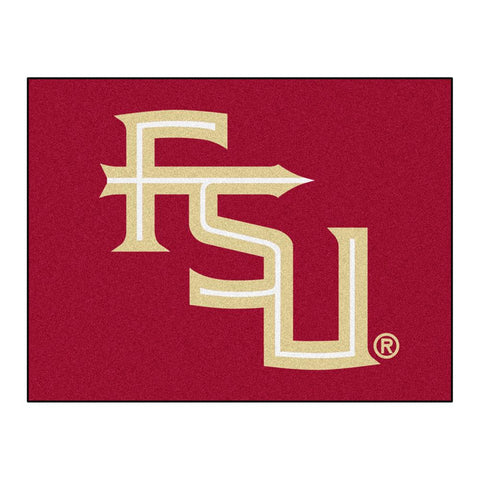 Florida State Seminoles NCAA All-Star Floor Mat (34x45) FS Logo