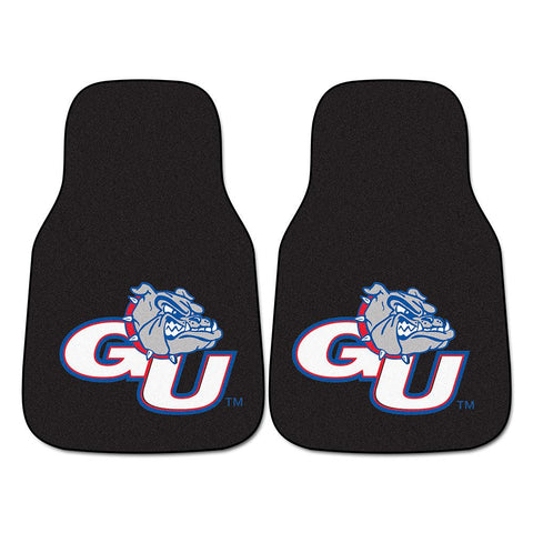 Gonzaga Bulldogs NCAA Car Floor Mats (2 Front)