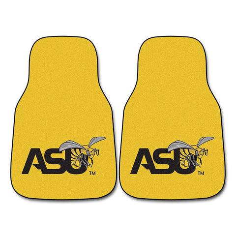 Alabama State Hornets NCAA Car Floor Mats (2 Front)