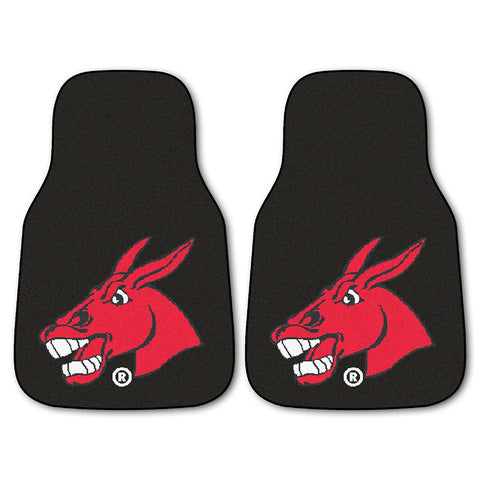 Central Missouri State NCAA Car Floor Mats (2 Front)