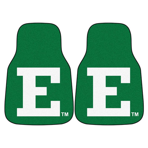 Eastern Michigan Eagles NCAA Car Floor Mats (2 Front)